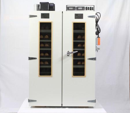 Broedmachine Model 500 slaglatten